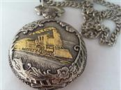 MILAN Pocket Watch TRAIN